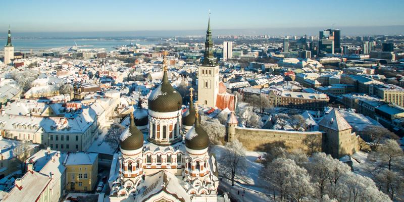 愛沙尼亞市景,© Rainer Süvirand